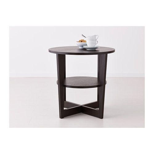 VEJMON Beistelltisch - schwarzbraun - IKEA