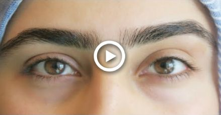 MY HALAL EYEBROW TUTORIAL - MUSKA JAHAN #eyebrowstutorial