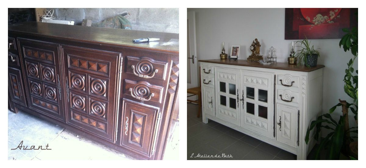 commande de clients l 39 atelier de nath relooker maison bretagne et meubles. Black Bedroom Furniture Sets. Home Design Ideas