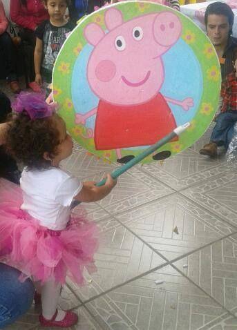piñata peppa pig