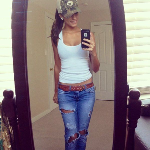 Yee-Haw! Its a country girl kind of day (25 Photos