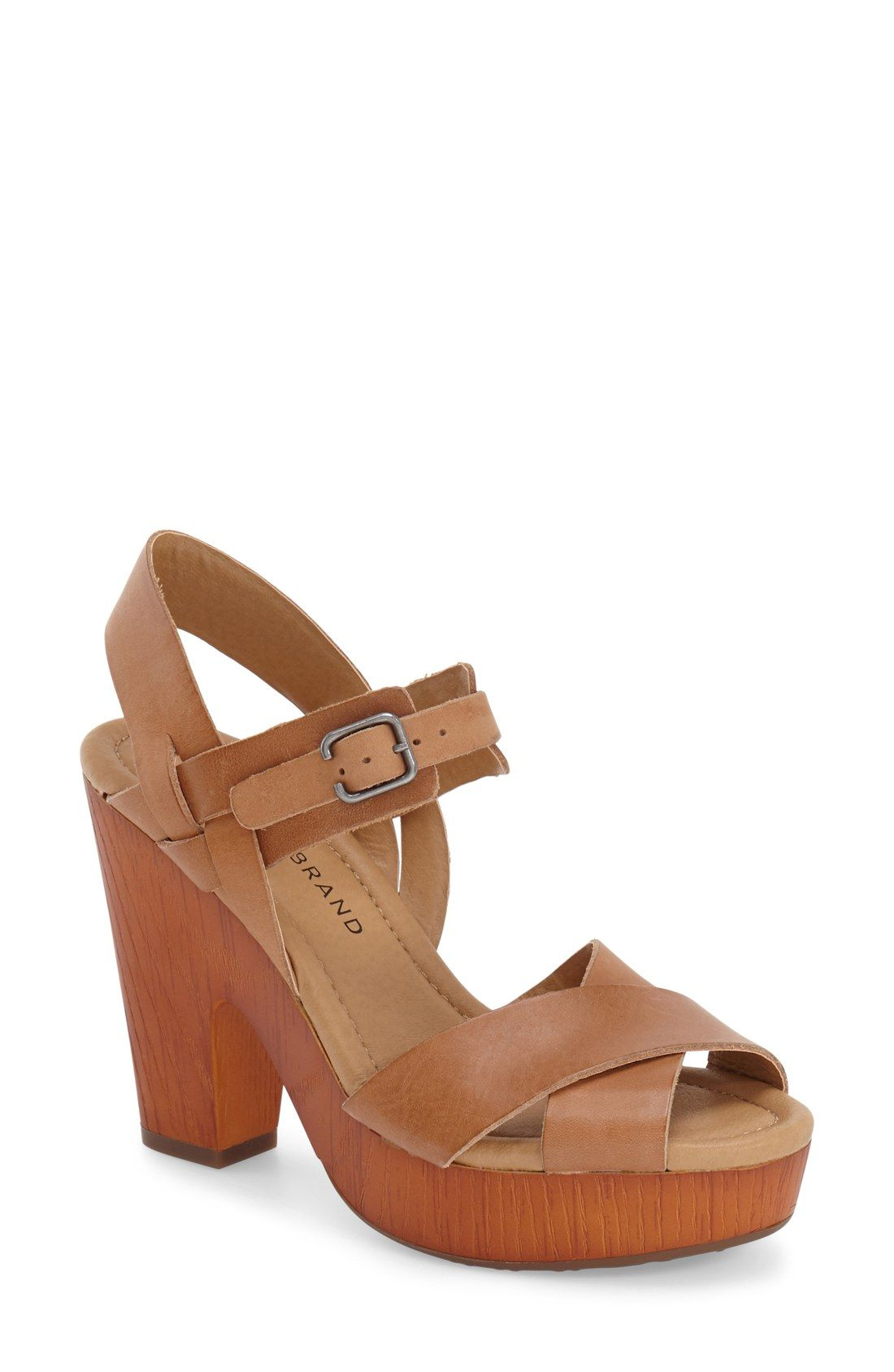 f6a892d41d Lucky Brand 'Nova' Platform Sandal (Women) | 26th Birthday List ...