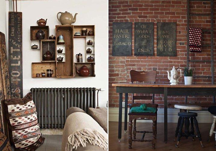 Decoración vintage para tu hogar #vintage #retro #interior_design - estilo vintage decoracion