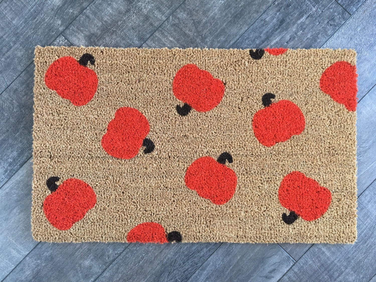 Pumpkin doormat doormat pumpkin doormat kristyandbryce Images