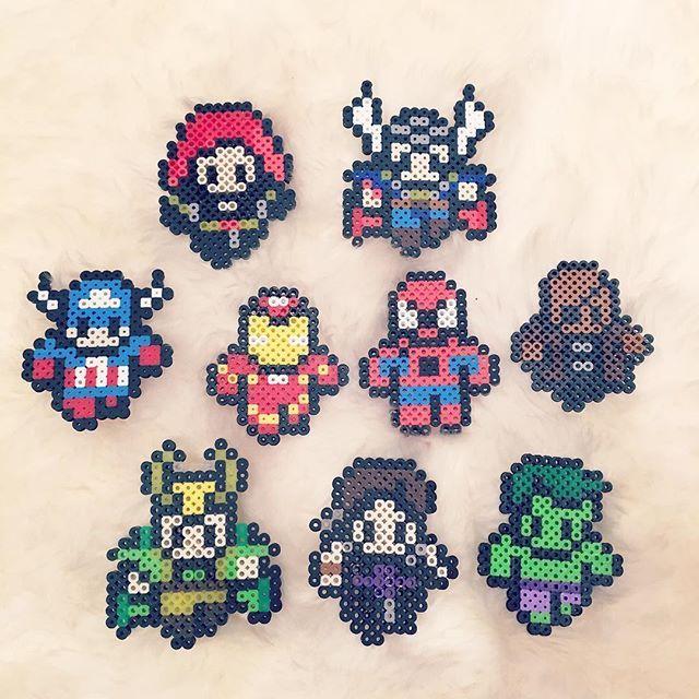 Diamond Dotz Marvel Avengers Spiderman Holzwurm Creativ