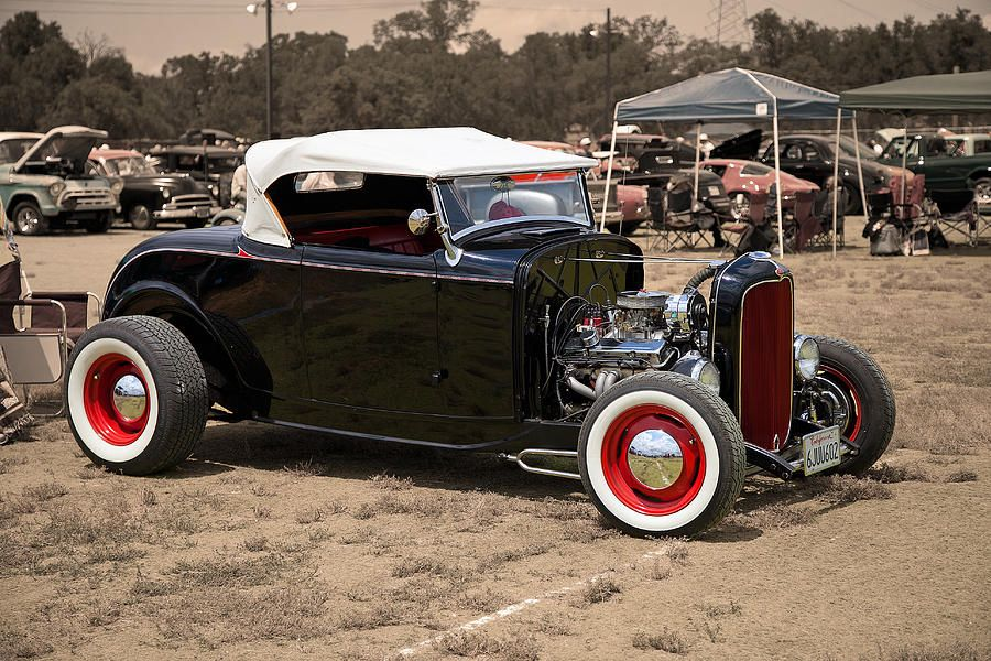 Old Fashioned Old School Street Rods Picture Collection - Classic ...