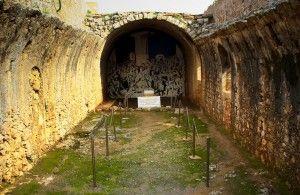 Монастырь Аркади Трагическая история критского народа, воплощённая в камне