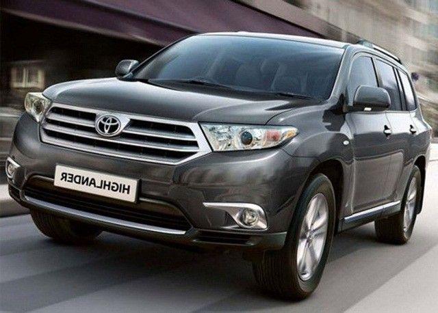 toyota new car release 20152016 Toyota Highlander Changes 2016 Toyota Highlander Hybrid