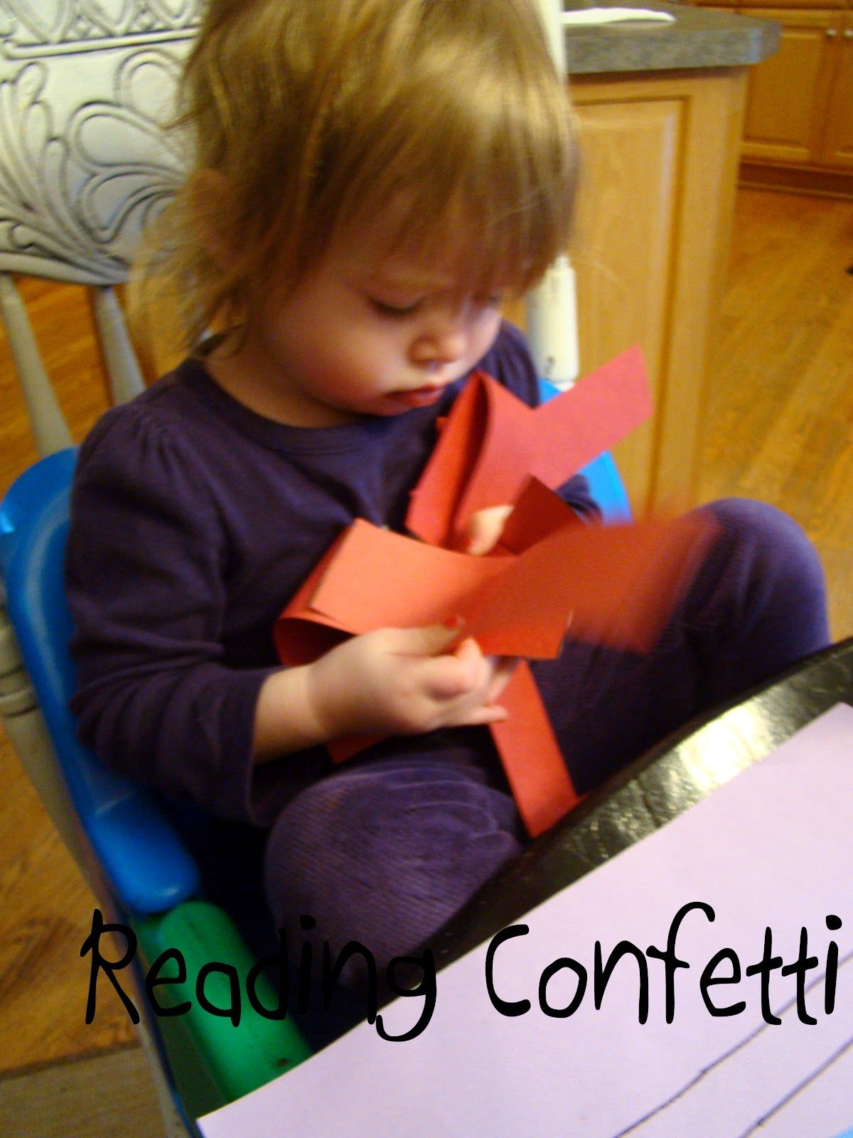 The Cat In The Hat Patterns Reading Confetti