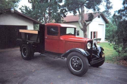 1932 Ford Bb 1 1 2 Ton Dump Truck Cars Trucks Trucks 1932 Ford