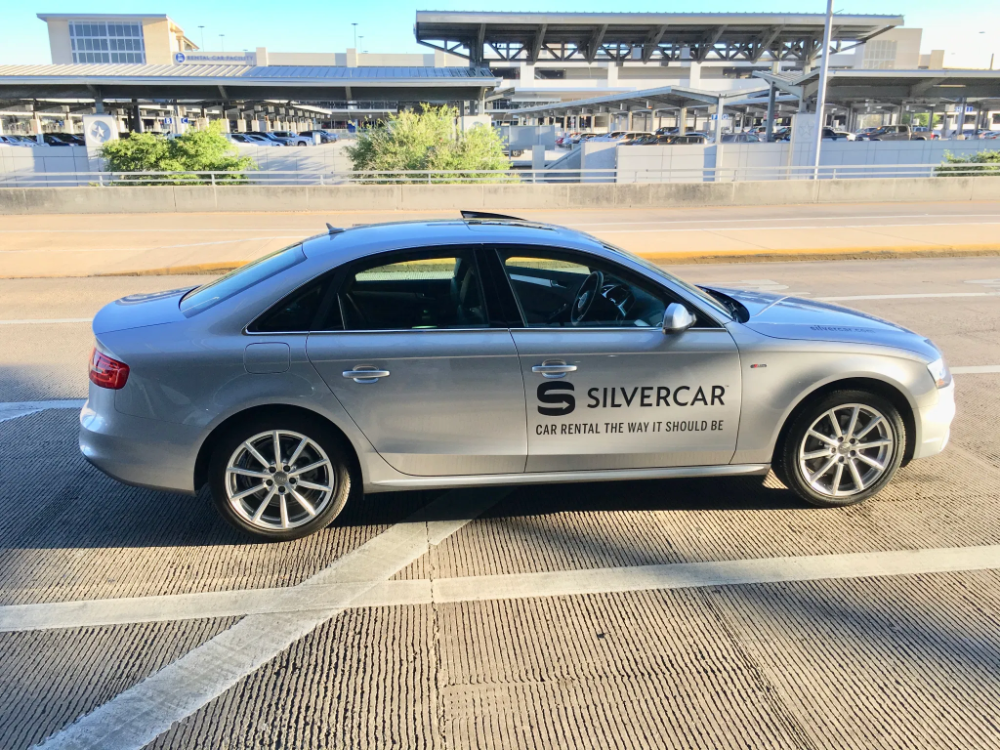 Guide To Renting From Silvercar Car Rental Car Rental Company Hotel Rewards