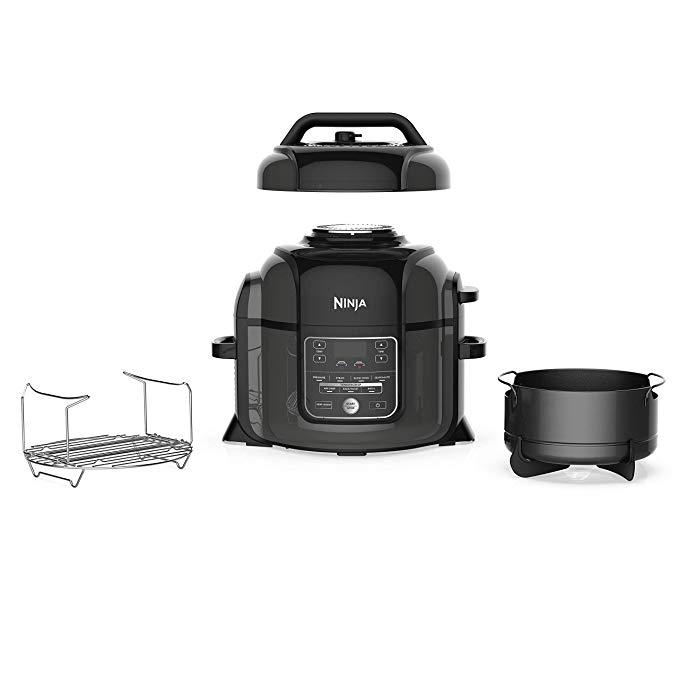 Ninja OP301 Pressure Cooker, Steamer & Air