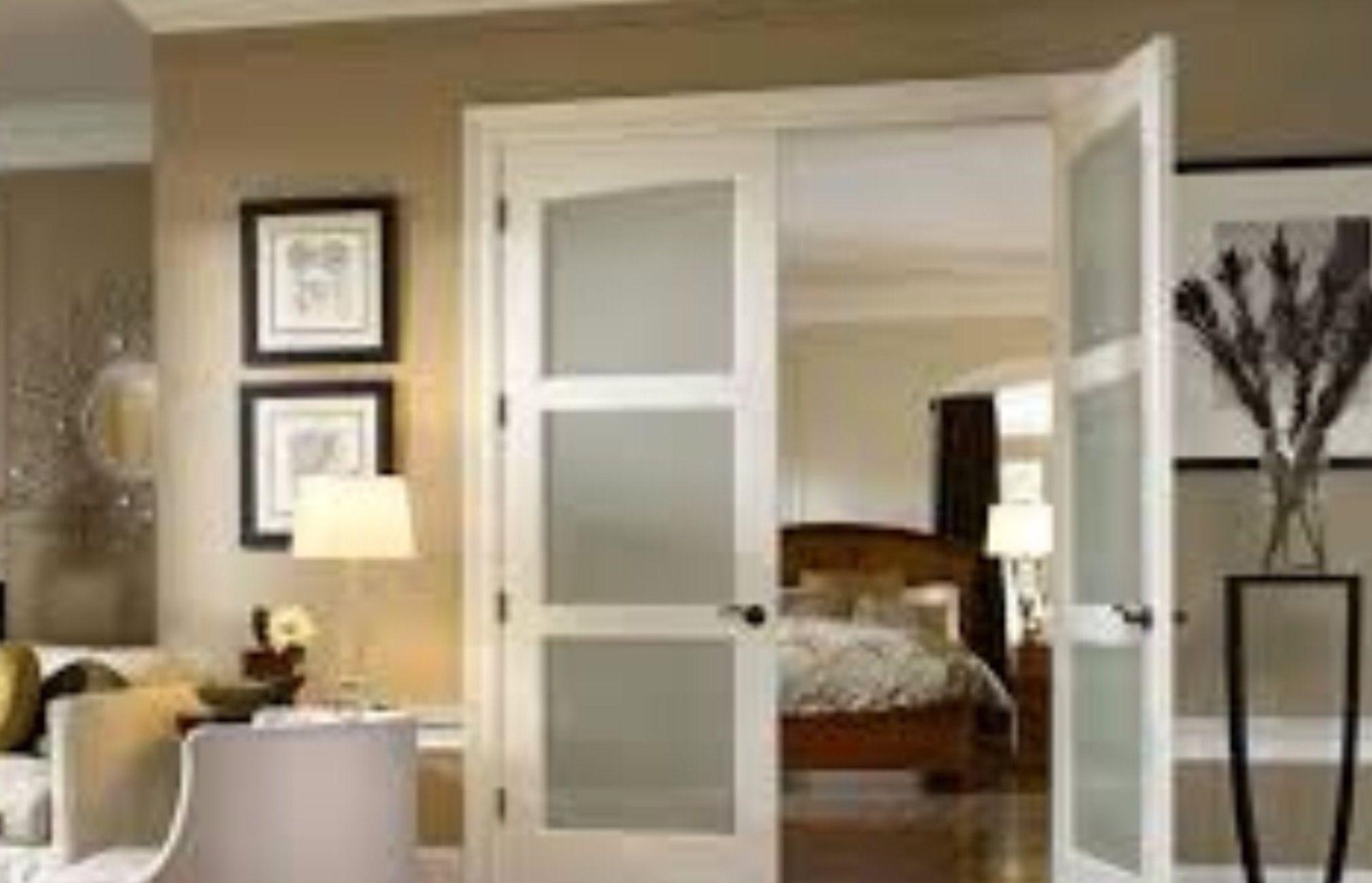 Den Doors  Bedroom door design, Double doors interior, French