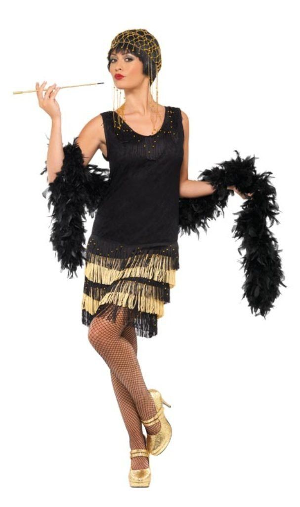 20er Jahre Charleston Fur Damen Kleid Grosse L Amazon De Bekleidung Kak Sshit Plate Kostyum 20 H Godov Modnye Stili