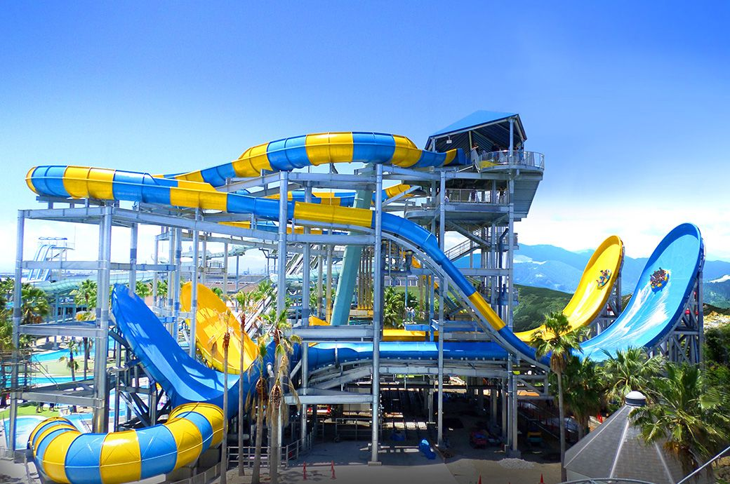Fusion Water Slides from (With images) | Whitewater, Waterslides ...