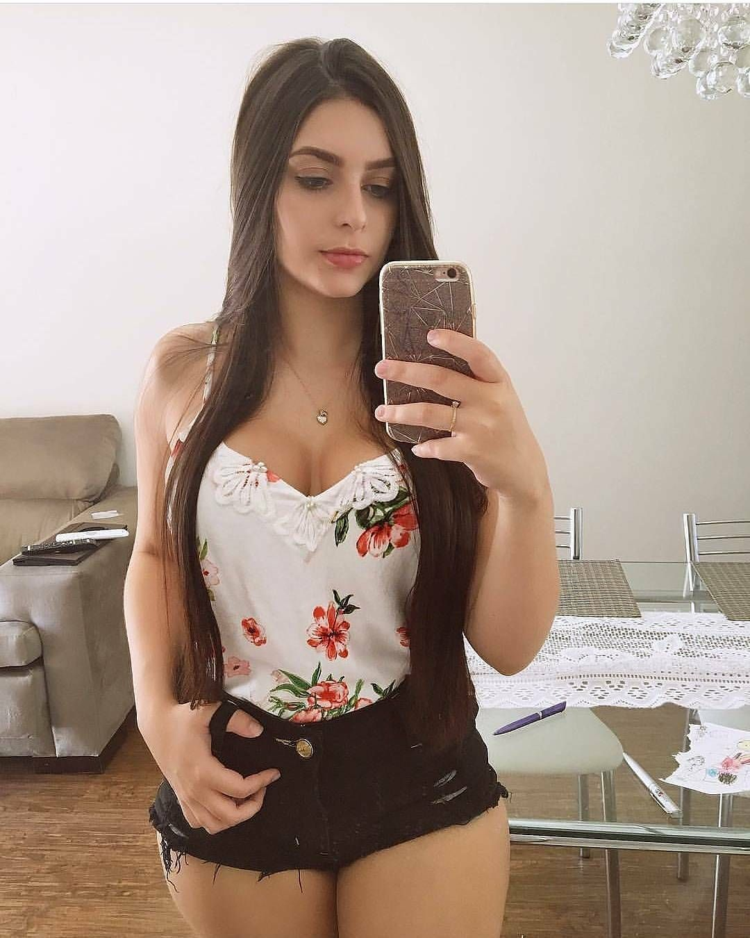 Sexy Hot Teen Girl Cute Pretty Instadaily Handsome Guapa Linda Minishorts Selfie