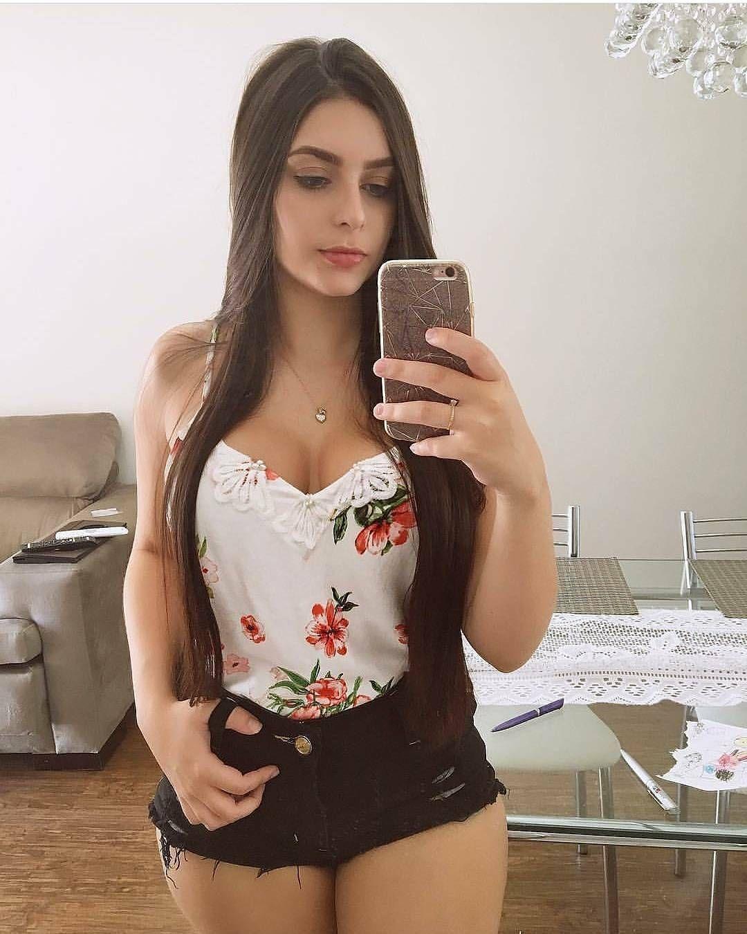 Sexy Hot Teen Girl Cute Pretty Instadaily Handsome Guapa Linda Minishorts Selfie
