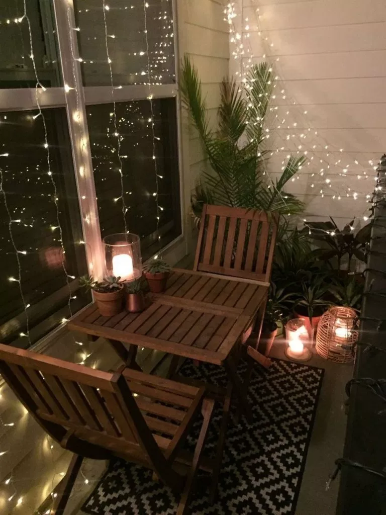 64 Small Apartment Balcony Decorating Ideas Pandacup Org