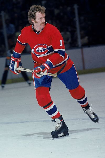 Someone who can play the big man's game. Larry Robinson | Montreal Canadiens