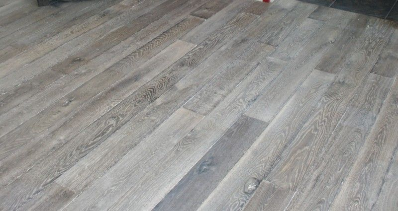 Pine Hardwood Stained Grey Google Search Hardwood And