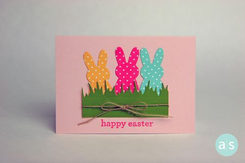 A Muse Studio 3 peeps Happy Easter