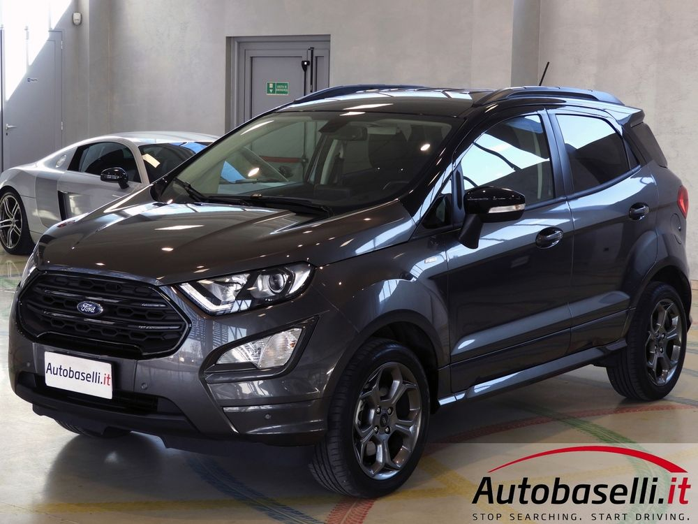 Ford Ecosport 1 5 Tdci St Line Autobaselli It Volvo Peugeot
