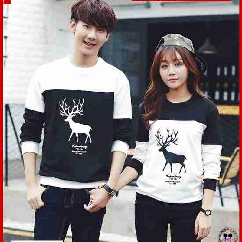 Baju Couple Sweater