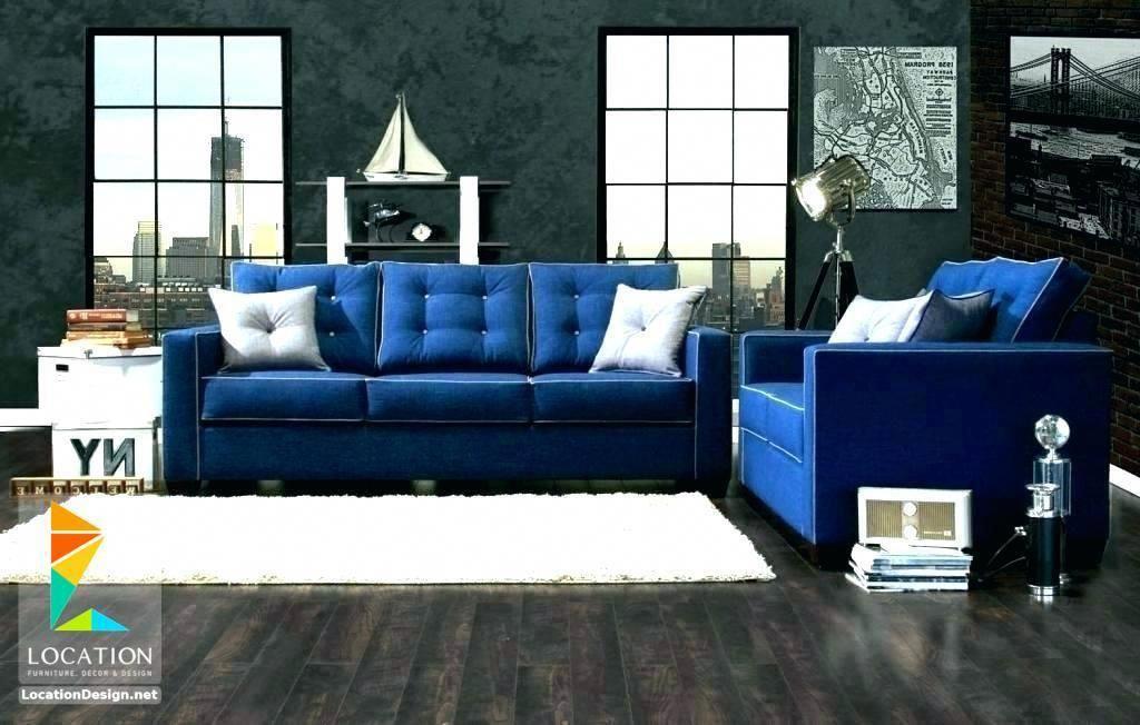 معارض اثاث مودرن أحدث موديلات انتريهات مودرن 2019 2020 Blue Couch Living Blue Couch Living Room Blue Sofas Living Room