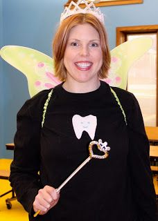 Miss Michelle @ MPL: Fun and Learning @ the Library: Pajama Time Special Guest: The Tooth Fairy