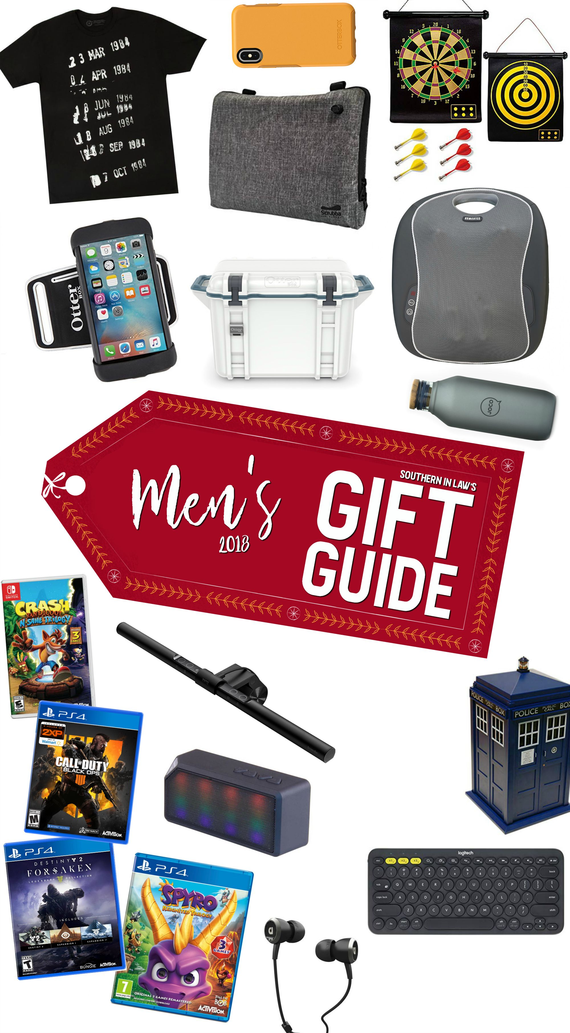Discussion on this topic: Men's Tech And Gadgets Christmas Gift Guide , mens-tech-and-gadgets-christmas-gift-guide/