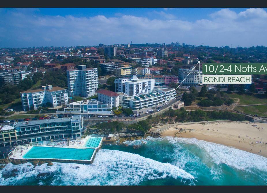 10/2-4 Notts Avenue Bondi Beach NSW 2026 - Apartment for ...