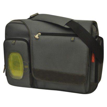 068bd8899832 Fisher-Price Fastfinder Deluxe Messenger Diaper Bag