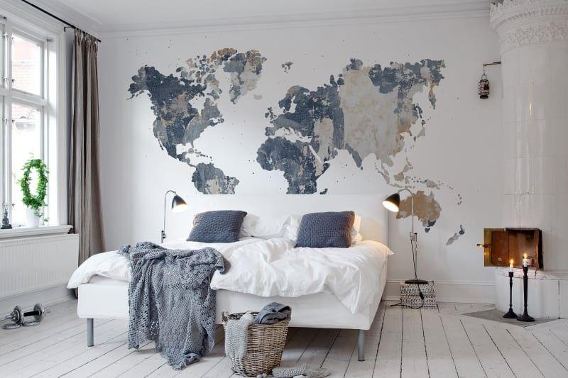 Pin by Yuliya Sh on Scandinavian Interior - Bedroom in 2018