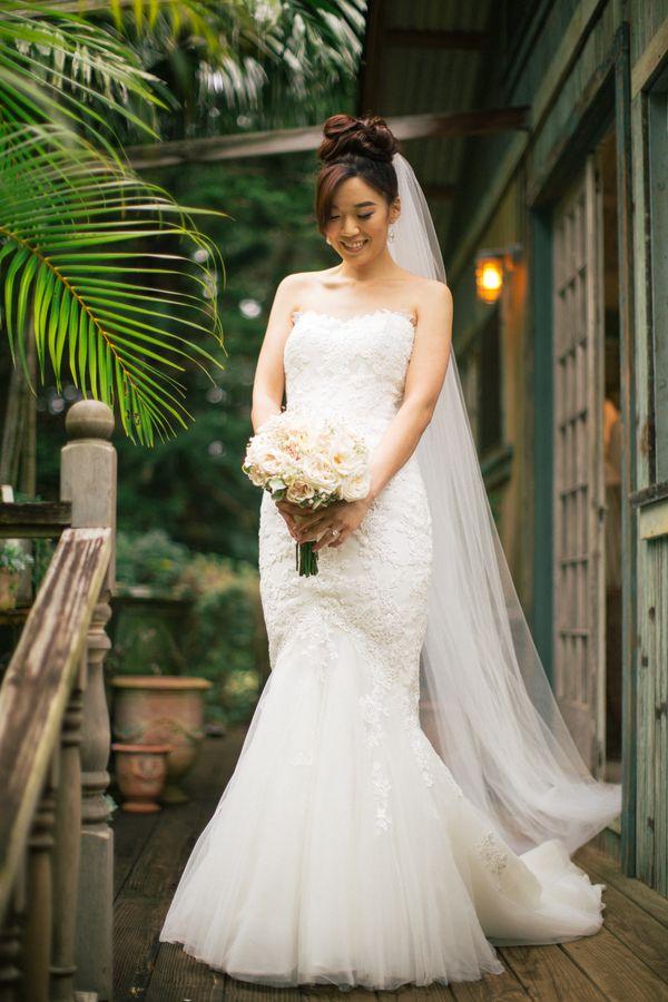 Seafoam Green Wedding in Hawaii | Green wedding, Wedding and ...