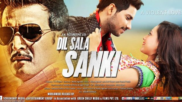 Dil Sala Sanki Film Wallpapers…