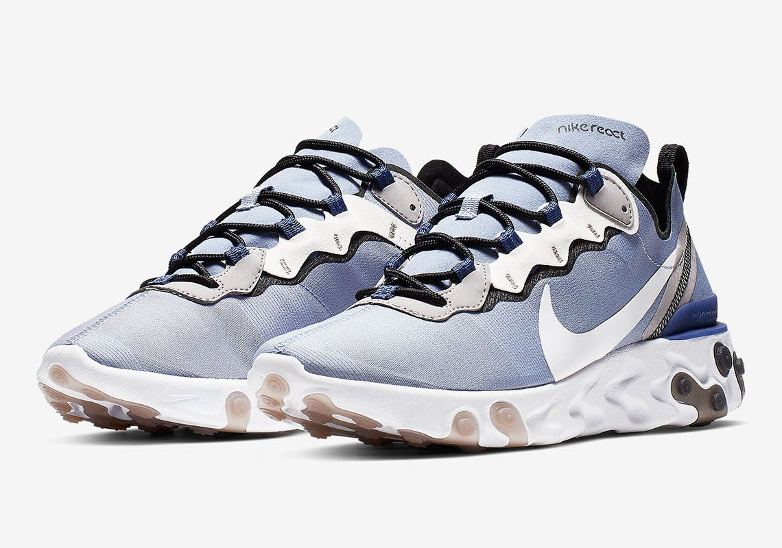 pretty nice 95090 82708 ... luxury dope fashion trending  official photos ec10f 1c9d1 Nike React  Element 55 Shoes BQ6166-402 Release Info thatdope sneakers