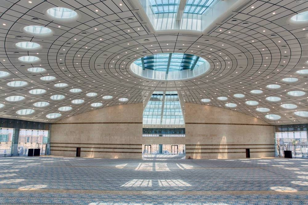 University Of Tabuk Mosque An Architectural Marvel World Architecture In 2020 Architecture Mosque Tabuk
