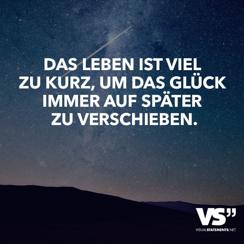 GlГјck Zitate Kurz