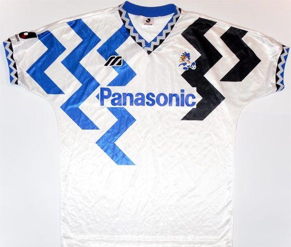 9141e6de91c 1993-95 Gamba Osaka Away Shirt L