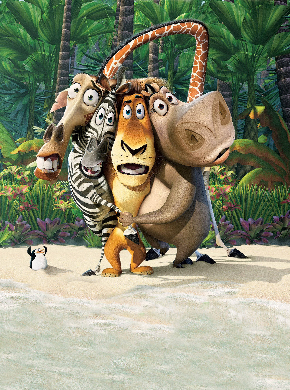 Madagascar 2005 Walpapers Desenhos Posteres De Filmes Disney