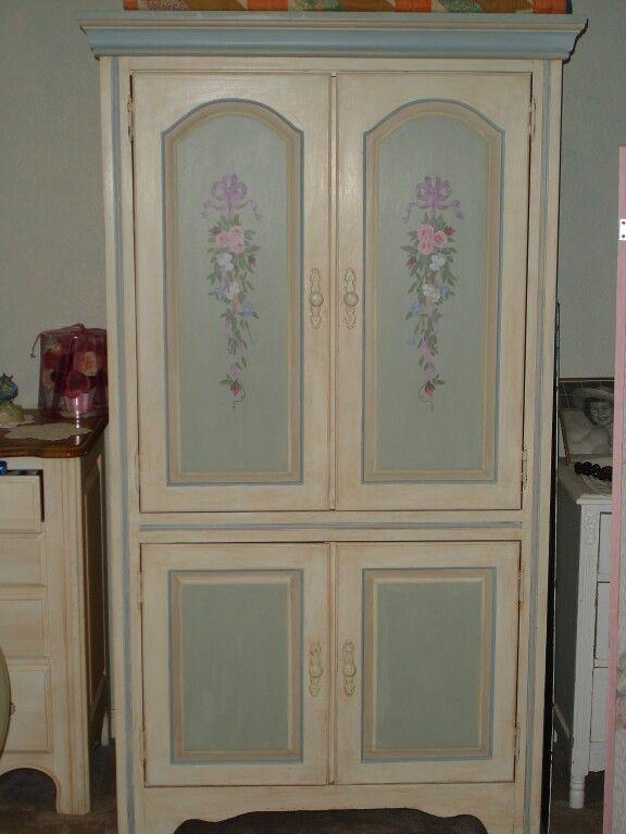 painted armoire | furniture diys | pinterest | armoires, paint