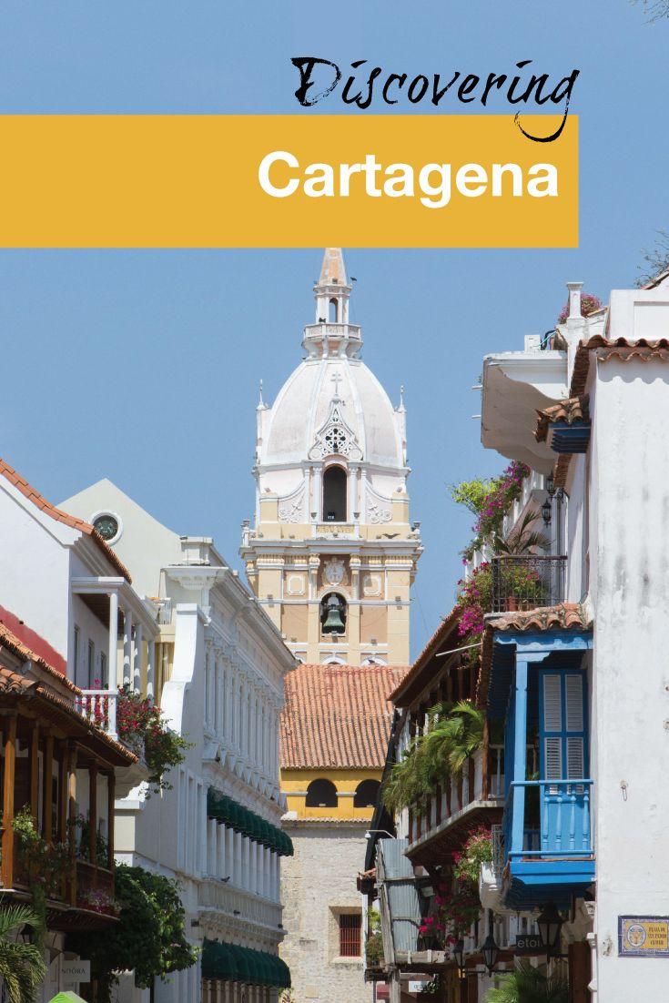Exploring Colourful Cartagena