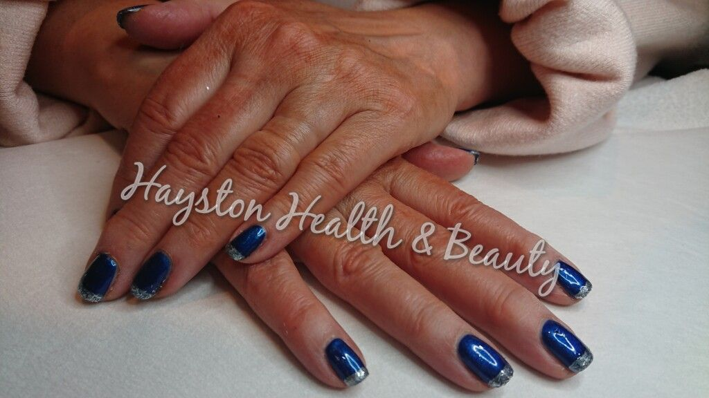 Jessica GELeration with Tinseltown Treasure and silver filing tips ...