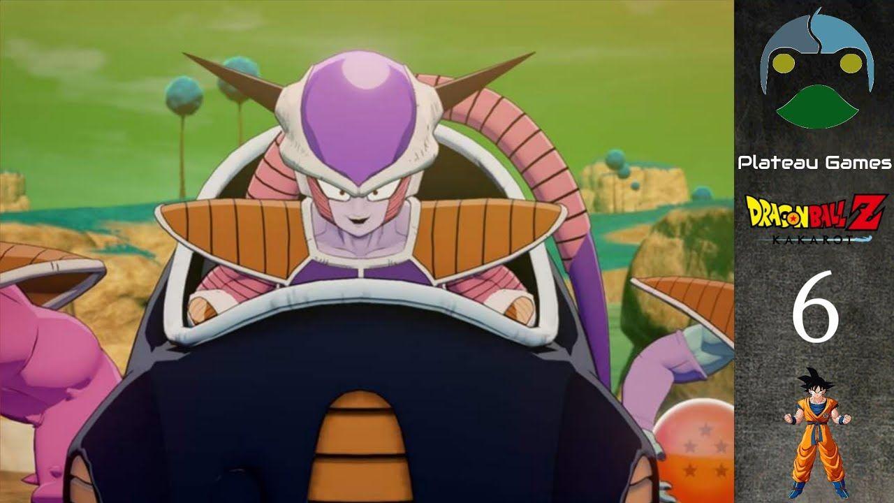 Dragon Ball Z Kakarot 6 أتباع فريزا البغيضون Dragon Ball Dragon Ball Z Dragon Ball Super