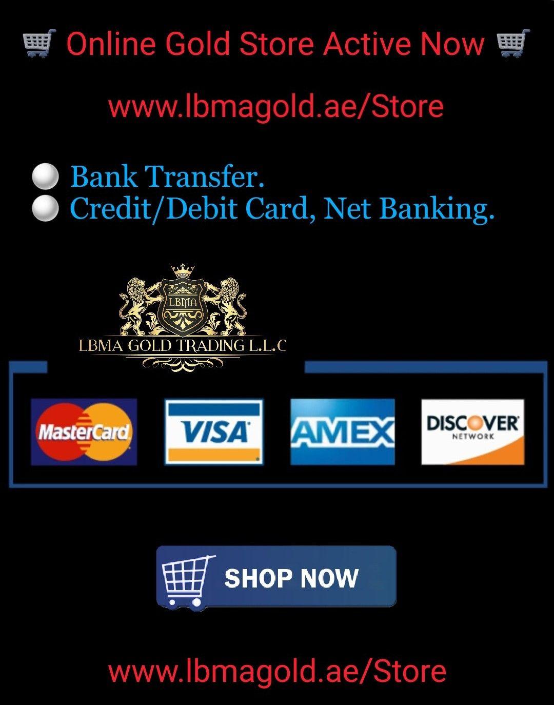 Faszinierend Ae Trade Online Referenz Von Gold Store Is Now Active, We Accept