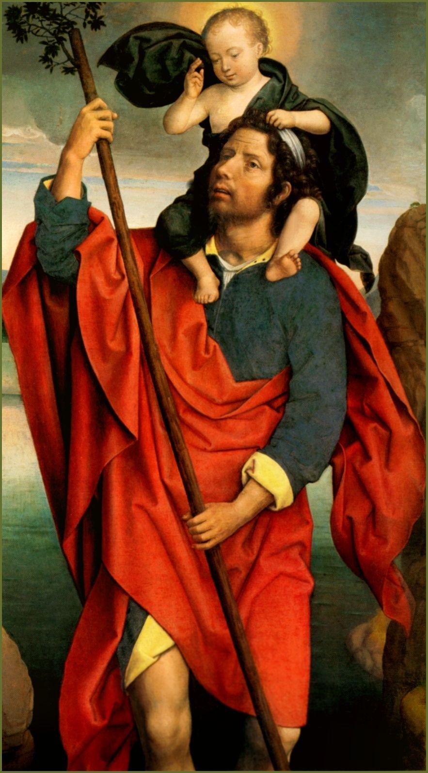 Св. Христофор – один из самых популярных святых в мире. В ...