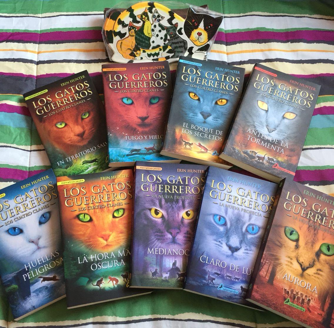warriors cats books 1-6 pdf