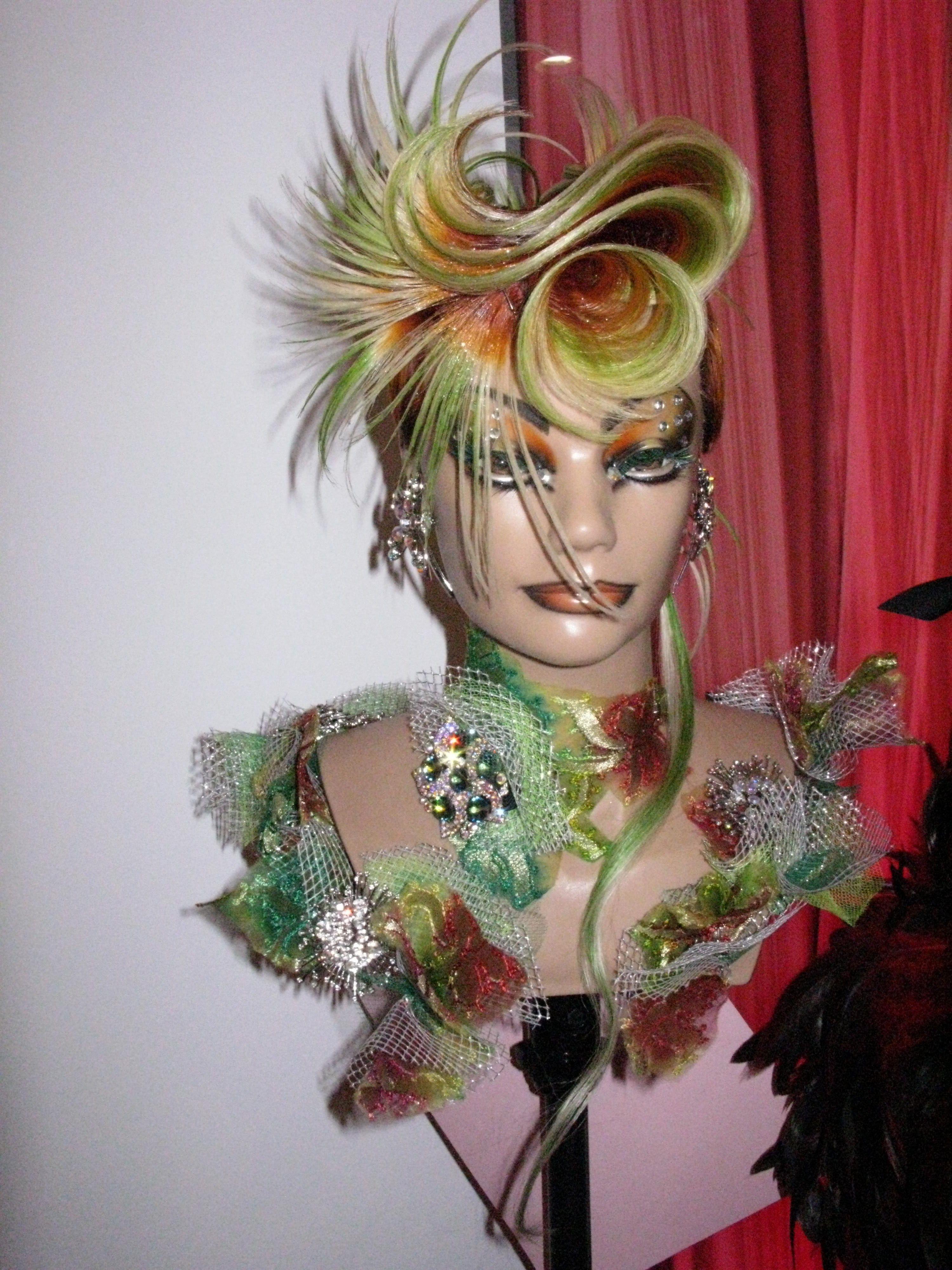 Mannequin Hair Omc Training Day Darmstadt Gala Greislur