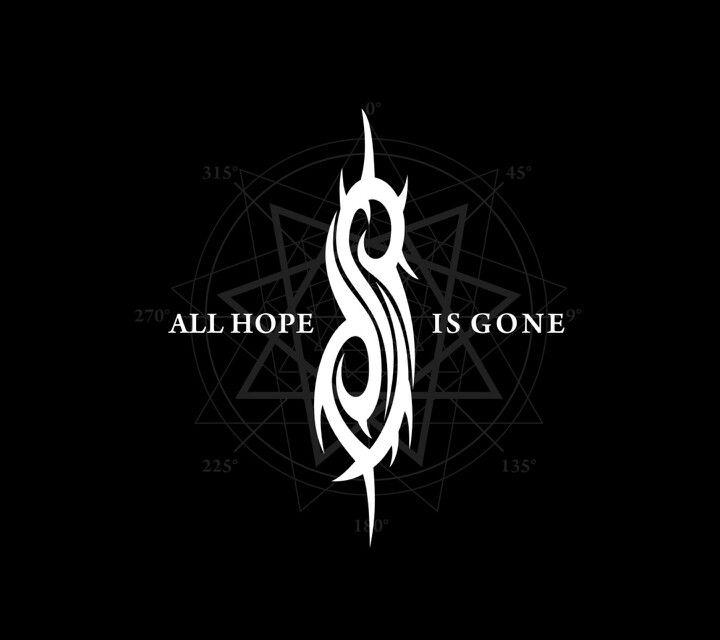 Slipknot Slipknot All Hope Is Gone Slipknot Logo