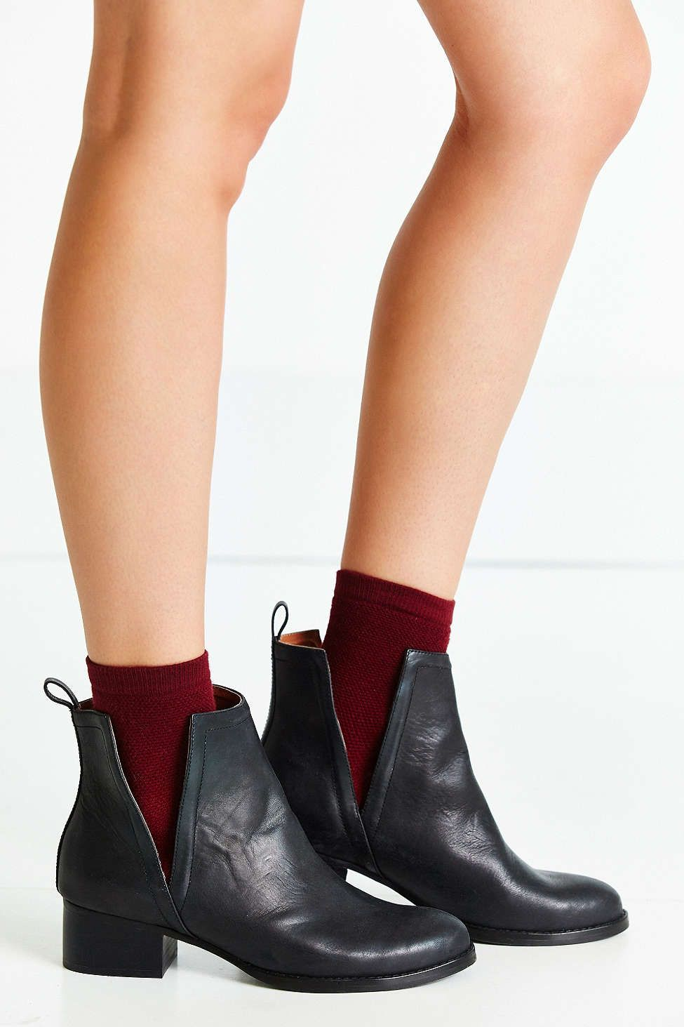 Jeffrey Campbell Oriley Cutout Ankle Boot $195